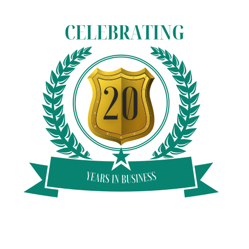 Anniversary badge Option 1